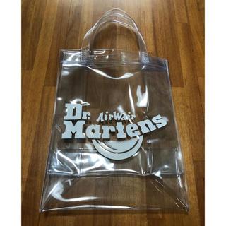 Dr.Martens - 非売品🌟ドクターマーチン クリアバック透明(ビニールトート)