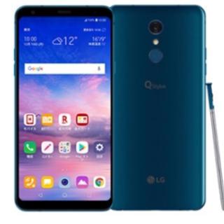 LG Q Stylus SIMフリー 【新品未開封】LM-Q710XM ブルー