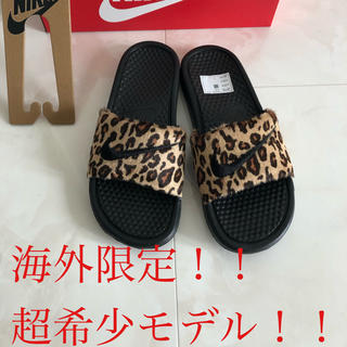 NIKE - NIKE ベナッシ 23cm 海外限定!!