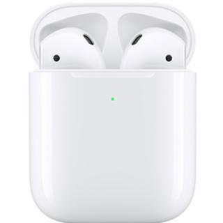 アップル(Apple)のairpods       mrxj2j/a(ヘッドフォン/イヤフォン)