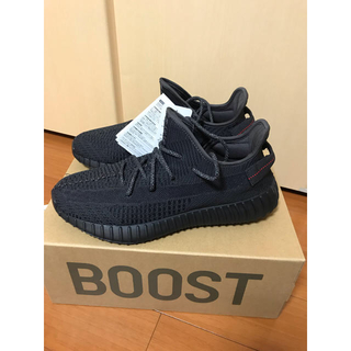 adidas - 本日のみ yeezy boost 350 v2 black static 28