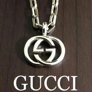 Gucci - 本日価格☆正規品☆GUCCI シルバーネックレス