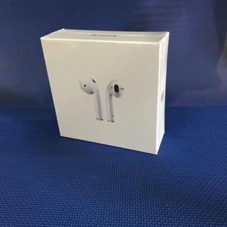 アップル(Apple)のAirpods 第一世代 新品 未開封(ヘッドフォン/イヤフォン)