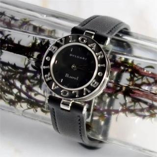 ブルガリ(BVLGARI)の★極美品★ブルガリ・B.zero1 純正バックル レディース M300 (腕時計)