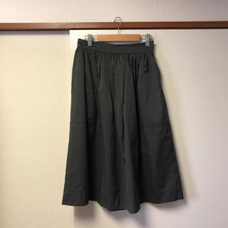 ZARA - ZARAカーキスカート