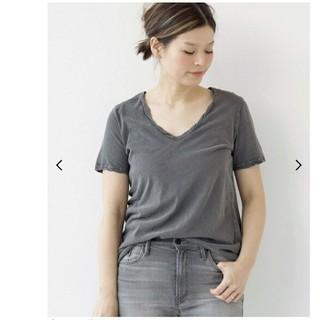 ドゥーズィエムクラス(DEUXIEME CLASSE)のドゥーズィエムクラス Garment Dye T グレー(Tシャツ(半袖/袖なし))