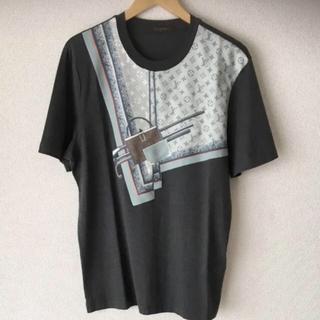 ルイヴィトン(LOUIS VUITTON)のルイヴィトン レーザーカットカンヌ メンズTシャツ(Tシャツ/カットソー(半袖/袖なし))