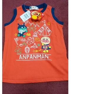 アンパンマン(アンパンマン)のアンパンマン 95 タンクトップ 新品(Tシャツ/カットソー)