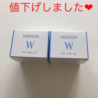 ミッション ホワイト オーバーナイト ジェル (医薬部外品)30g