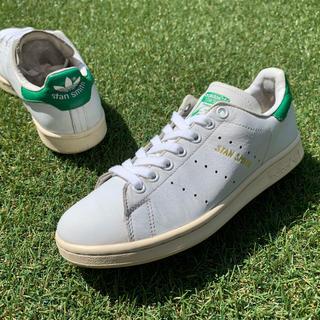 アディダス(adidas)の美品23.5adidas stansmith アディダス スタンスミス T108(スニーカー)