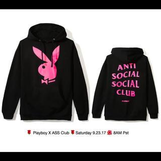 Supreme - ANTI SOCIAL SOCIAL CLUB×PLAYBOY フーディー