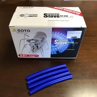 シンフジパートナー(新富士バーナー)の新品未開封 SOTO レギュレーターストーブ ST-310(ストーブ/コンロ)
