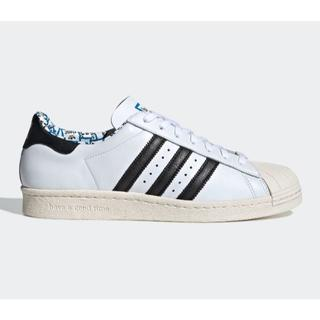 adidas Originals コラボ SUPERSTAR 80S HAGT