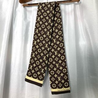 ルイヴィトン(LOUIS VUITTON)の美品 LV ルイヴィトン モノグラム ストール 正規品(ストール/パシュミナ)
