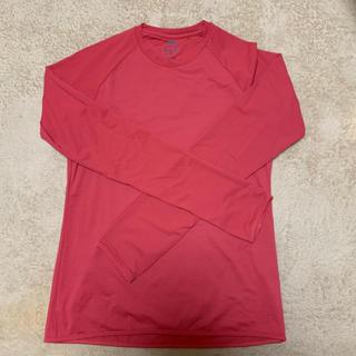 ユニクロ(UNIQLO)のユニクロ エアリズム 長袖(Tシャツ(長袖/七分))
