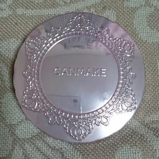 キャンメイク(CANMAKE)の美品 キャンメイク トランスペアレント フィニッシュパウダーSA(フェイスパウダー)