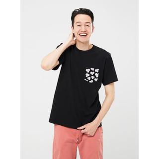 ユニクロ(UNIQLO)のUNIQLO ユニクロ UTコラボTシャツ カウズ  グラフィックデザイン(Tシャツ/カットソー(半袖/袖なし))