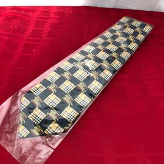 バーバリー(BURBERRY)の未使用 Burberry バーバリー ネクタイ 正規品(ネクタイ)