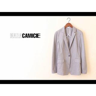 NARACAMICIE - ★NARACAMICIE(ナラカミーチェ)★ジャケットブレザー★グレー/サイズI