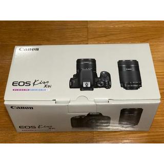 キヤノン(Canon)の新品未使用キャノン デジタル一眼レフカメラ EOS Kiss X9i ボディ(デジタル一眼)