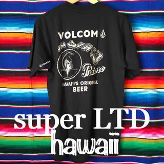 ボルコム(volcom)のvolcomボルコムHAWAII限定PrimoBEERコラボデザインTシャツ M(サーフィン)