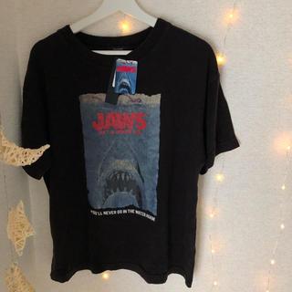 JEANASIS - jaws Tシャツ jeanasis