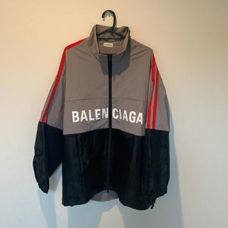 Balenciaga - 本日発送 バレンシアガ オーバサイズ トラックジャケット ポプリンシャツ