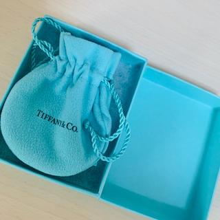 ティファニー(Tiffany & Co.)のtiffany&co. 箱と小袋のみ(ショップ袋)