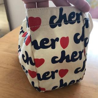 シェル(Cher)のcherミニトートバック(トートバッグ)