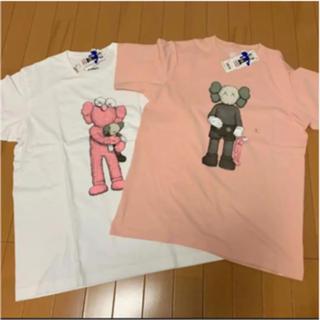 ユニクロ(UNIQLO)のユニクロ KAWS Tシャツ 2種 PK(Tシャツ/カットソー(半袖/袖なし))