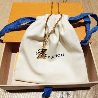 ルイヴィトン(LOUIS VUITTON)のLOUIS VUITTON ネックレス M62682(ネックレス)