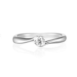 ヨンドシー(4℃)のダイヤモンド ホワイトゴールド リング(リング(指輪))