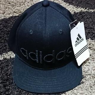アディダス(adidas)のアディダス キャップ (チルドレンサイズ) 新品未使用(帽子)