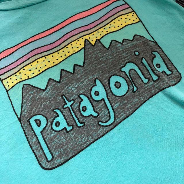 patagonia(パタゴニア)の専用 キッズ/ベビー/マタニティのキッズ服 男の子用(90cm~)(Tシャツ/カットソー)の商品写真