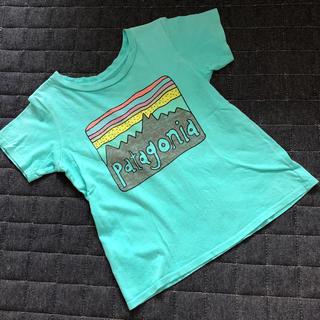 パタゴニア(patagonia)のpatagonia キッズ5T Tシャツ(Tシャツ/カットソー)