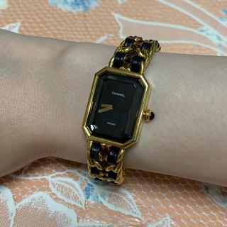 シャネル(CHANEL)のCHANEL プルミエール レディース腕時計(腕時計)