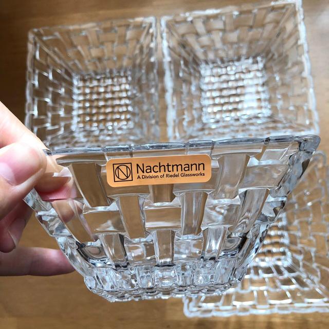 Nachtmann(ナハトマン)の【新品未使用品】nachtmann ナハトマン  ボサノバ  インテリア/住まい/日用品のキッチン/食器(食器)の商品写真