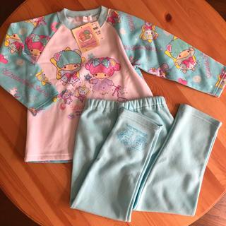 サンリオ - 新品タグ付き★キキララ パジャマ 長袖 110cm