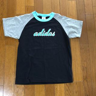 アディダス(adidas)のお買い得  アディダス  ジュニアキッズ 半袖Tシャツ  (Tシャツ/カットソー)