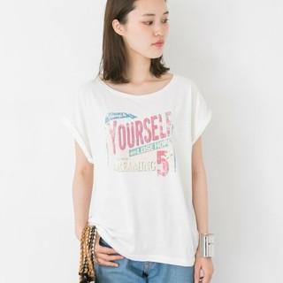 アーバンリサーチ(URBAN RESEARCH)の新品!アーバンリサーチのヴィンテージ風プリントtee Tシャツ(Tシャツ(半袖/袖なし))