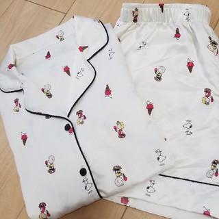 GU スヌーピー パジャマ