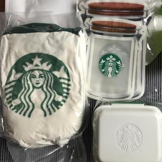 スターバックスコーヒー(Starbucks Coffee)の新品未使用 スターバックス 2019 福袋 3点セット(ノベルティグッズ)