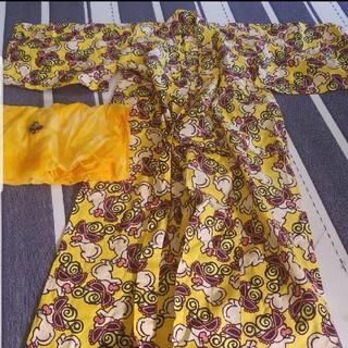 ヒステリックミニ(HYSTERIC MINI)のヒスミニ 浴衣(甚平/浴衣)