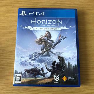 PlayStation4 - ホライゾンゼロドーン コンプリートエディション