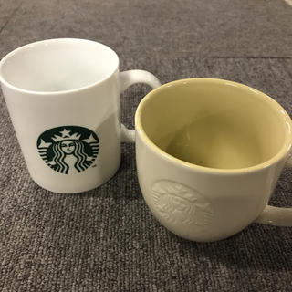Starbucks Coffee - スターバックス マグカップ 2種