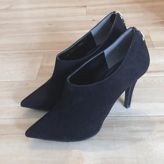 ダイアナ(DIANA)のDIANA バックファスナー ブーティ ショートブーツ(ブーツ)