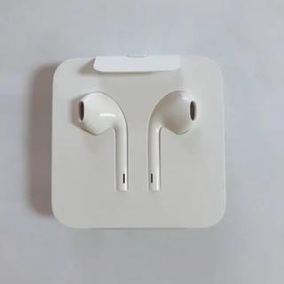 アップル(Apple)のiPhone イヤホン 純正品 アップル(ヘッドフォン/イヤフォン)
