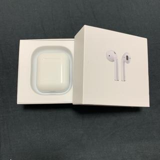 アップル(Apple)のairpods    ぽいイヤホン(ヘッドフォン/イヤフォン)