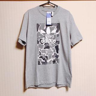 アディダス(adidas)の【新品未使用品】adidas Originals/CAMO LABEL Tシャツ(Tシャツ/カットソー(半袖/袖なし))