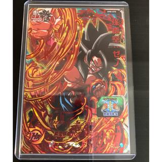 ドラゴンボール - 新品未使用 ドラゴンボールヒーローズ ユニバースミッション 8弾 孫悟空 ゼノ